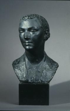 Bust of Margaret Stow Bruce