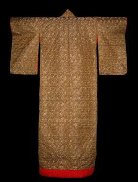 Kosode (small-sleeved robes)