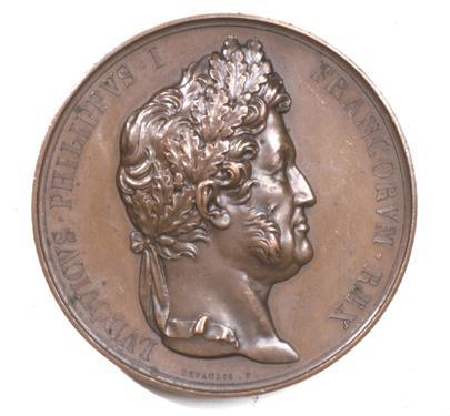 Medallion/ Louis Phillippe